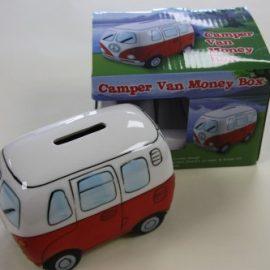 vw campervan money box