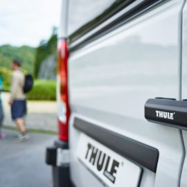 thule van door security lock