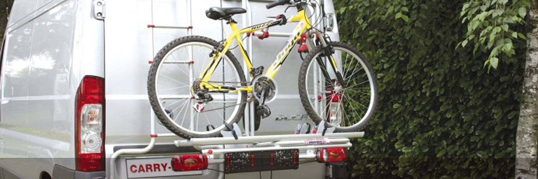 Fiamma Bike Racks, Motorhome Accessories