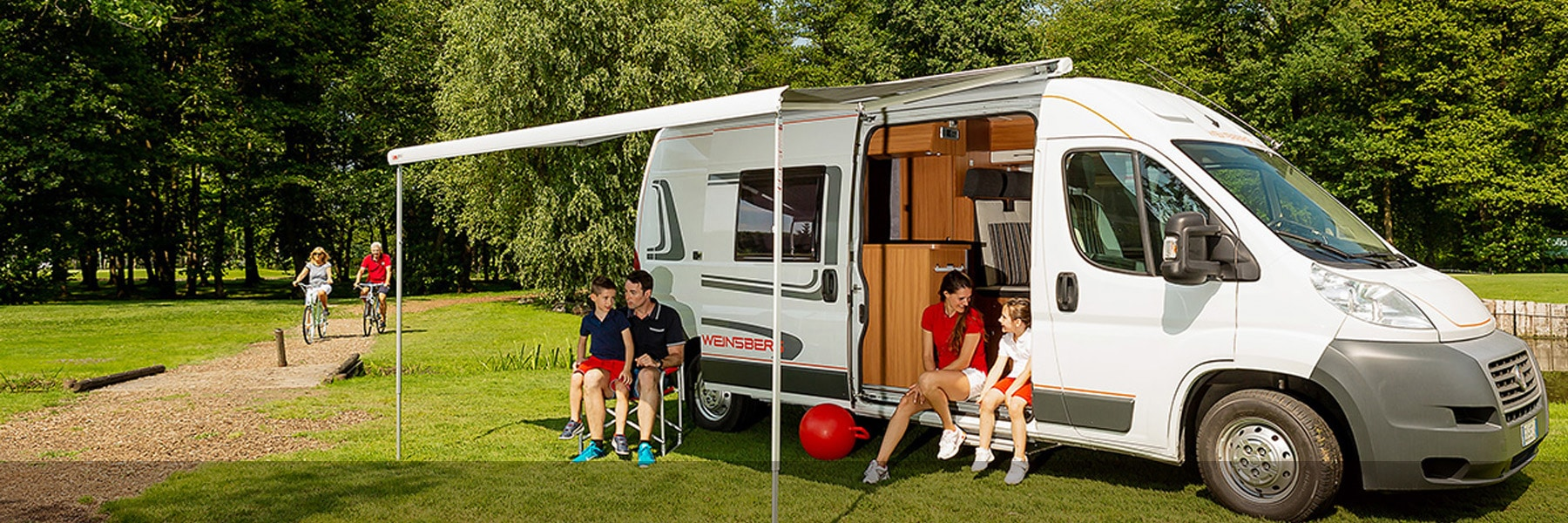 Fiamma Awnings, Caravan & Camping