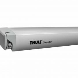 Thule 6300 Silver Anodised