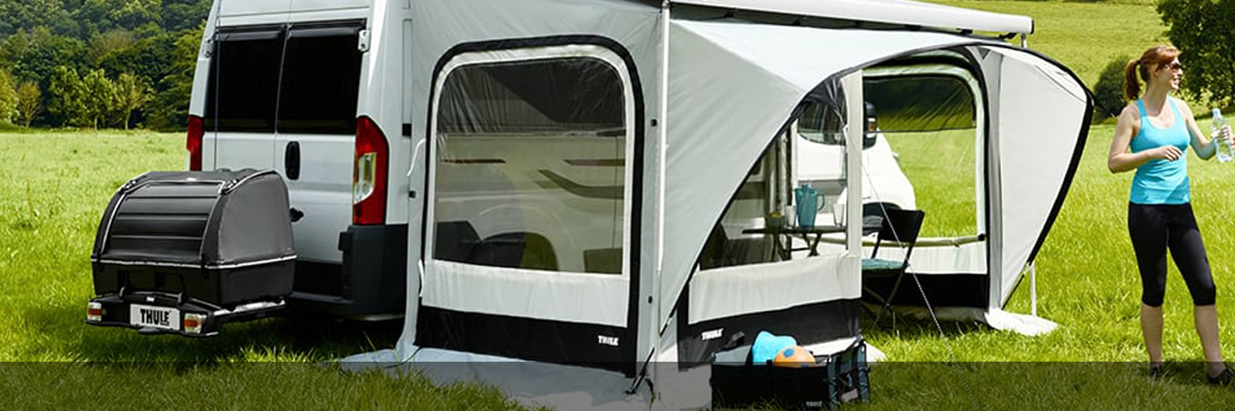 Thule caravan and leisure equipment