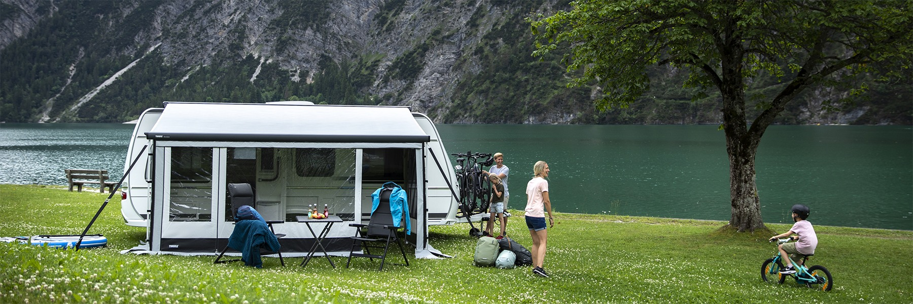 touring adventure thule awnings